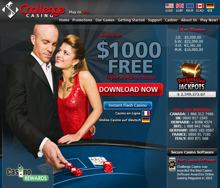 Challenge casino casino downloads free game offline