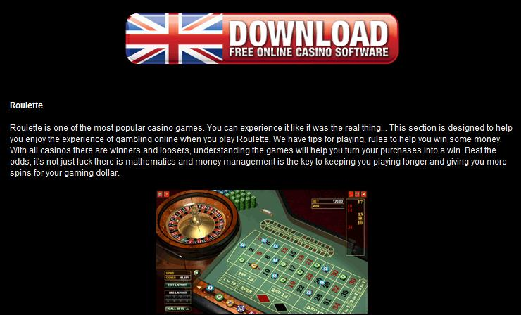 UK Casino Club Casino