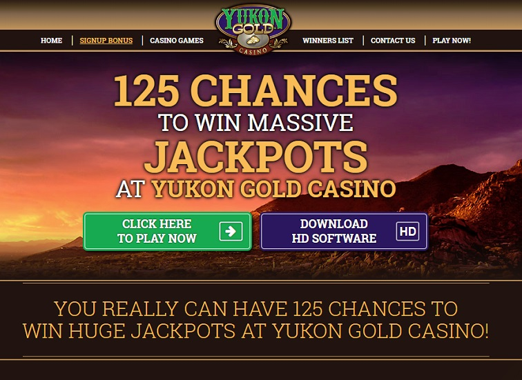 Yukon Gold Casino Rewards