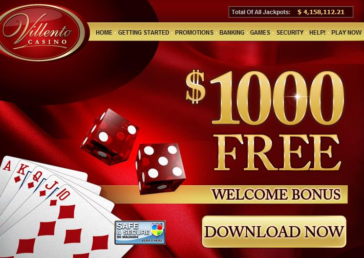 Www.Villento Casino.Com